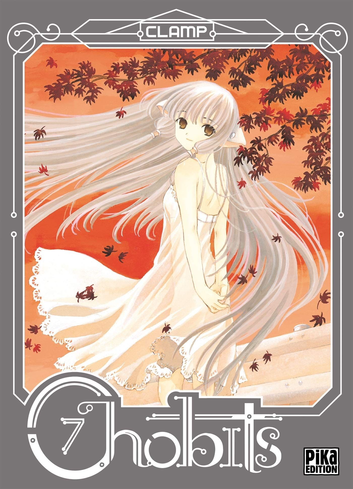 Sortie Manga au Québec JUIN 2021 Chobits-20-ans-7-pika