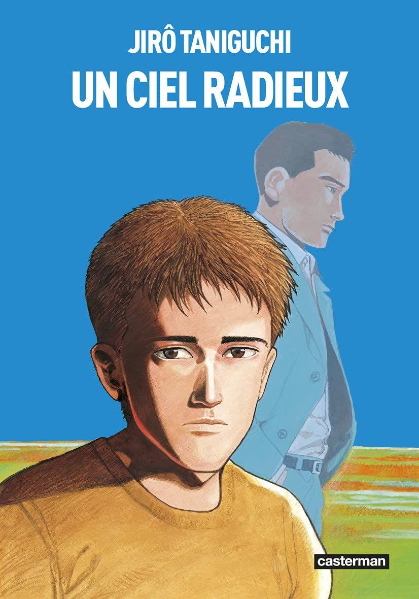 Sortie Manga au Québec JUILLET 2021 Ciel-radieux-casterman-op-graphique