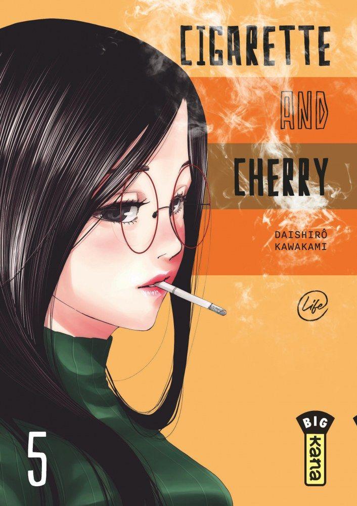 Manga - Manhwa - Cigarette and Cherry Vol.5