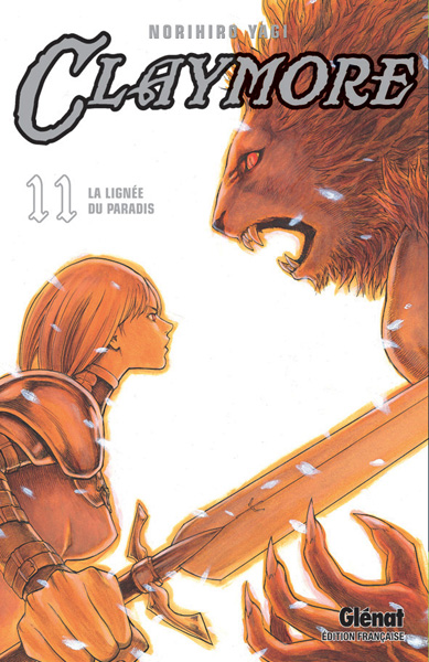 Claymore Vol.11
