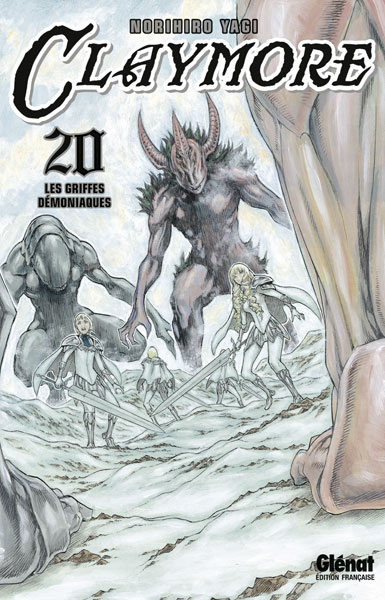 Claymore Vol.20