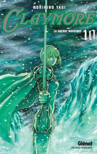 Claymore Vol.10
