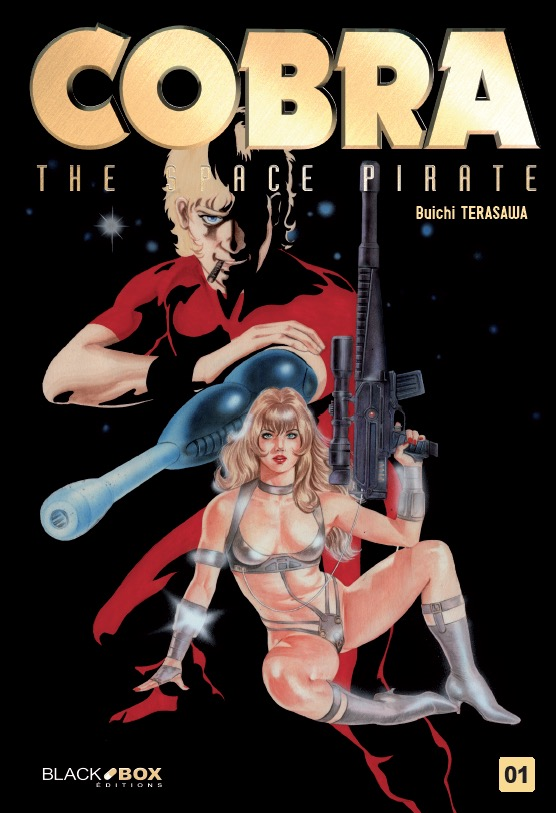 Cobra, the space pirate - Edition Ultime Vol.1