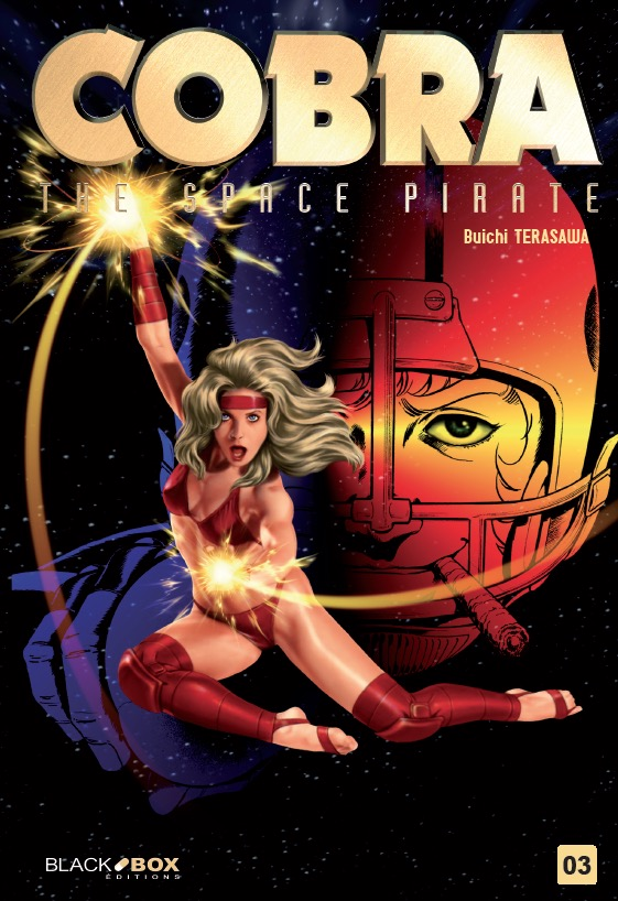 Cobra, the space pirate - Edition Ultime Vol.3