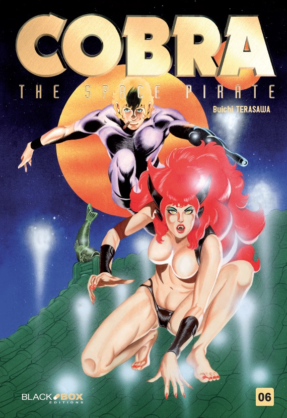 Cobra, the space pirate - Edition Ultime Vol.6