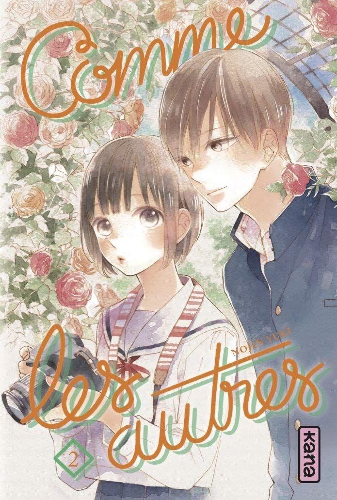 Manga - Manhwa - Comme les autres Vol.2