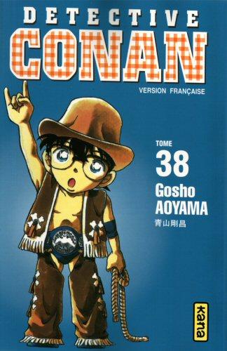 Détective Conan Vol.38