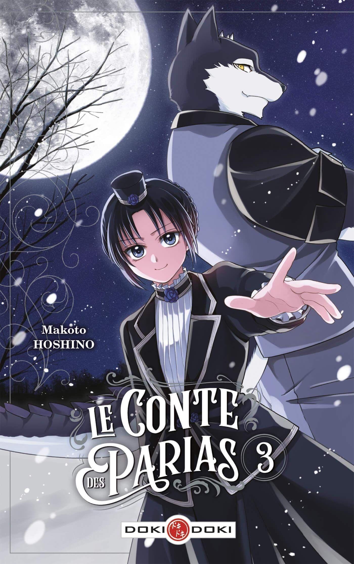 Sortie Manga au Québec JUIN 2021 Conte-des-parias-3-doki