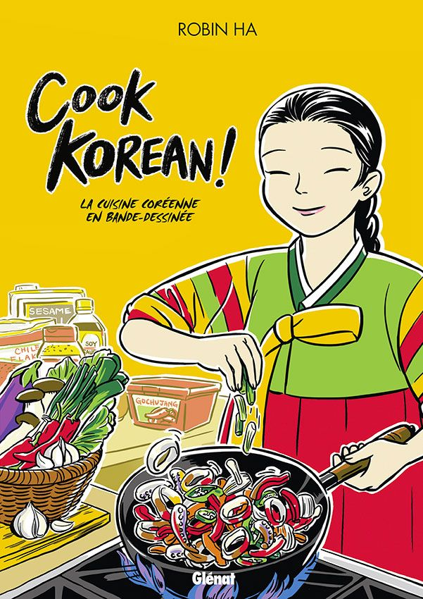 Manga - Manhwa - Cook Korean