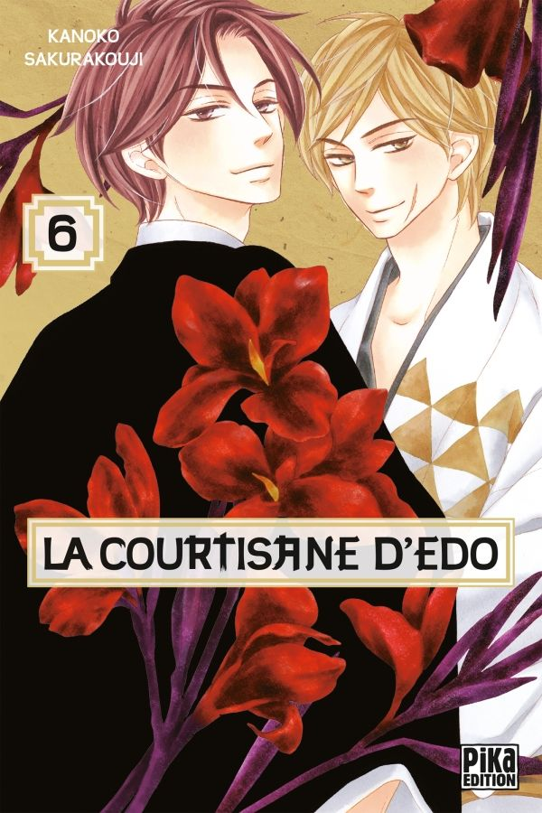 Courtisane d'Edo (la) Vol.6