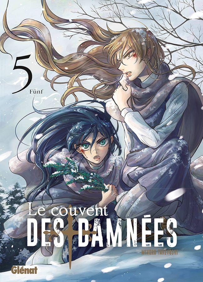 Couvent des Damnées (le) Vol.5