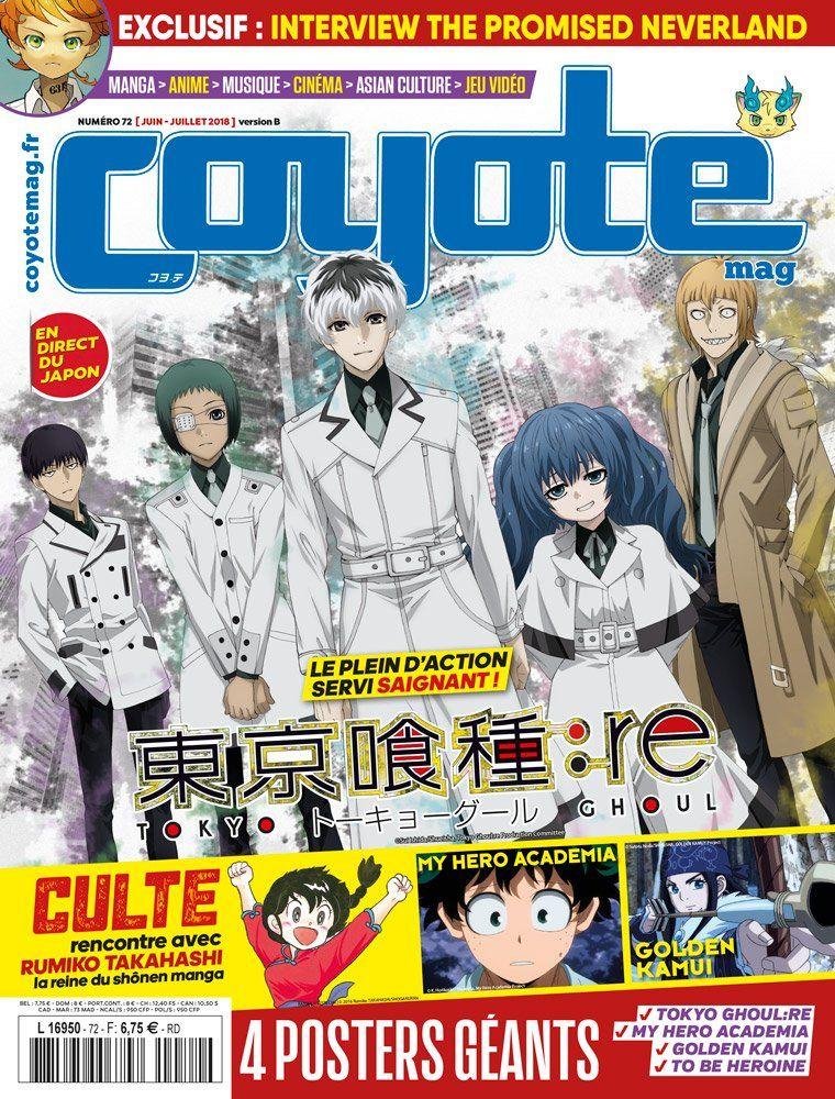 Coyote Magazine Vol.72