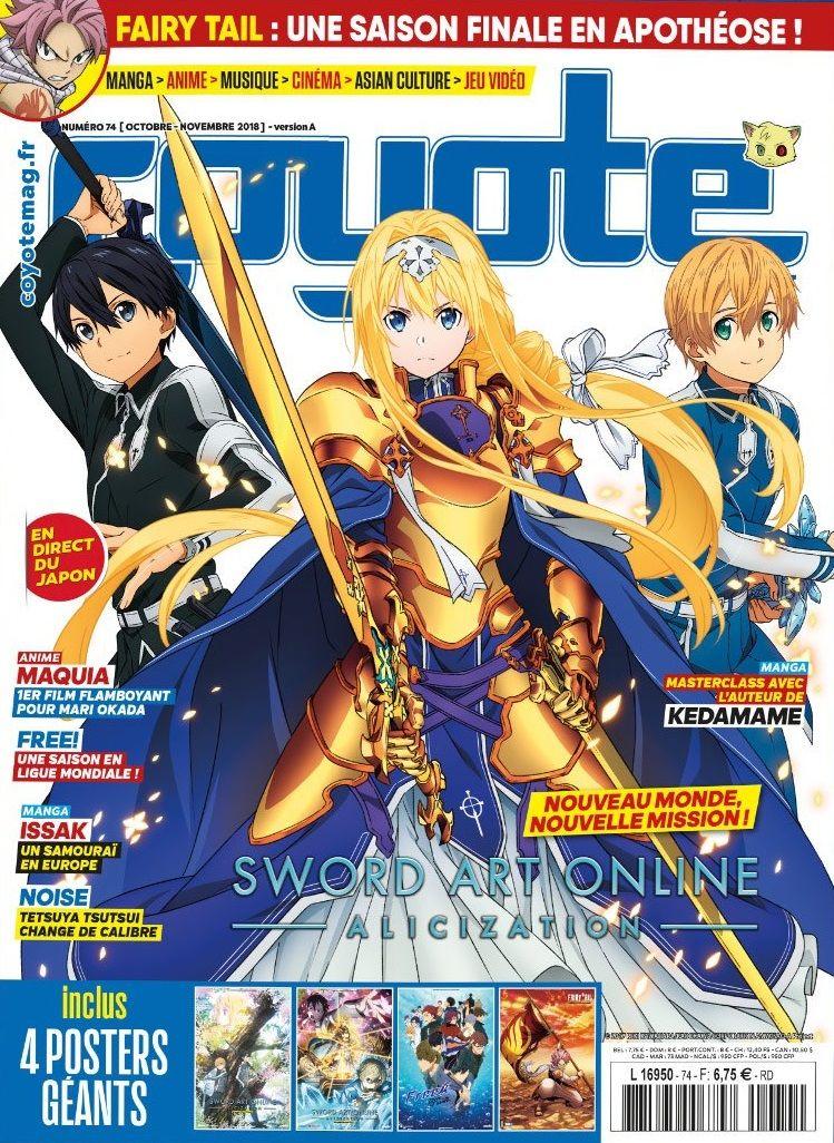 Coyote Magazine Vol.74