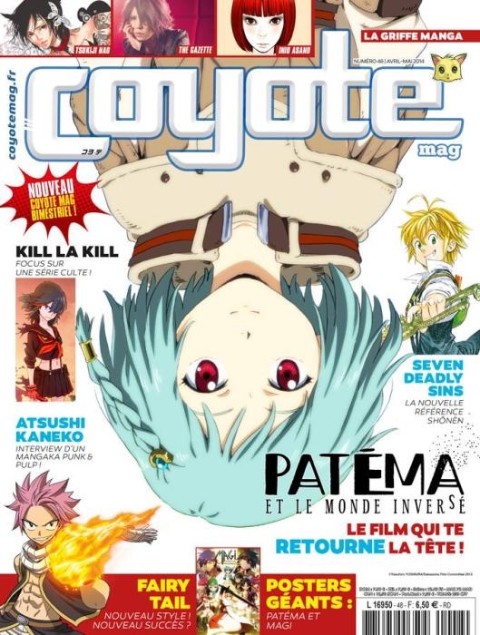 Coyote Magazine Vol.48