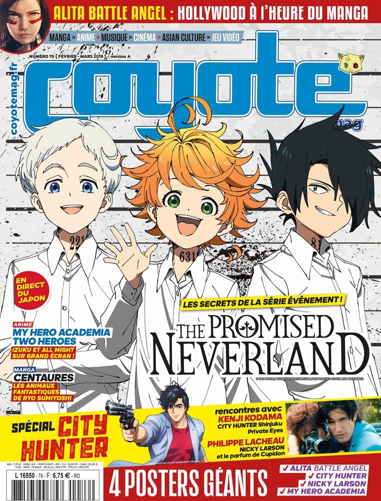 Coyote Magazine Vol.76