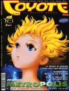Coyote Magazine Vol.1