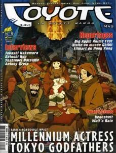 Coyote Magazine Vol.9