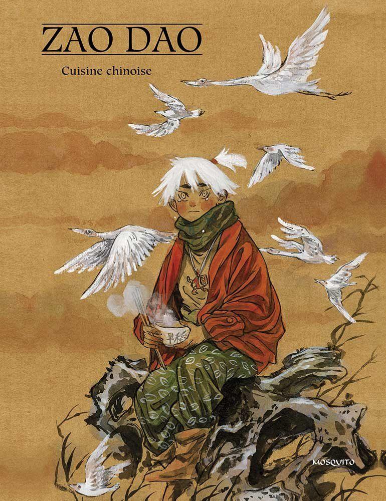 Manga - Manhwa - Cuisine Chinoise