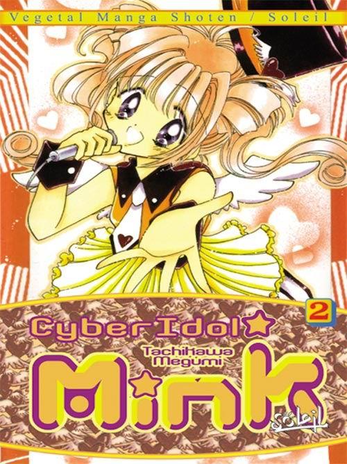 Cyber Idol Mink Vol.2
