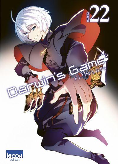 Sortie Manga au Québec JUIN 2021 Darwin-game-22-kioon