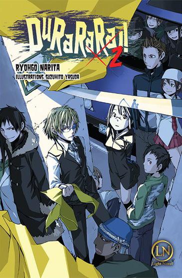 Durarara - Light Novel Vol.2