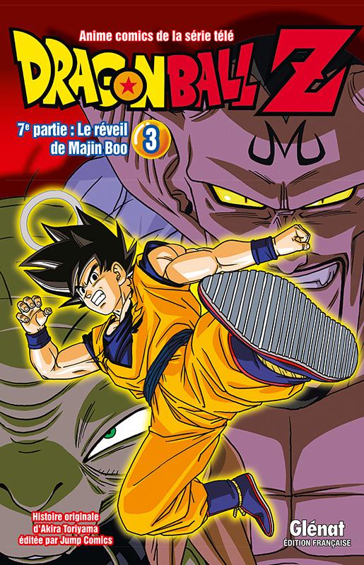 Dragon Ball Z - Cycle 7 Vol.3