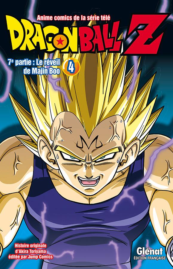Dragon Ball Z - Cycle 7 Vol.4
