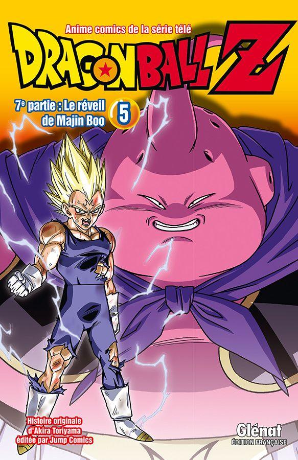 Dragon Ball Z - Cycle 7 Vol.5