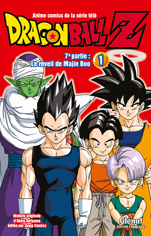 Dragon Ball Z - Cycle 7 Vol.1