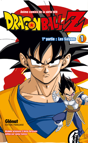 Dragon Ball Z Tome 01 - 42 [MANGA] [MULTI]