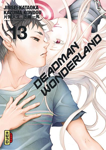 Vos achats d'Otaku et vos achats ...... d'Otaku !!! ;P - Page 5 Deadman-wonderland-13-kana