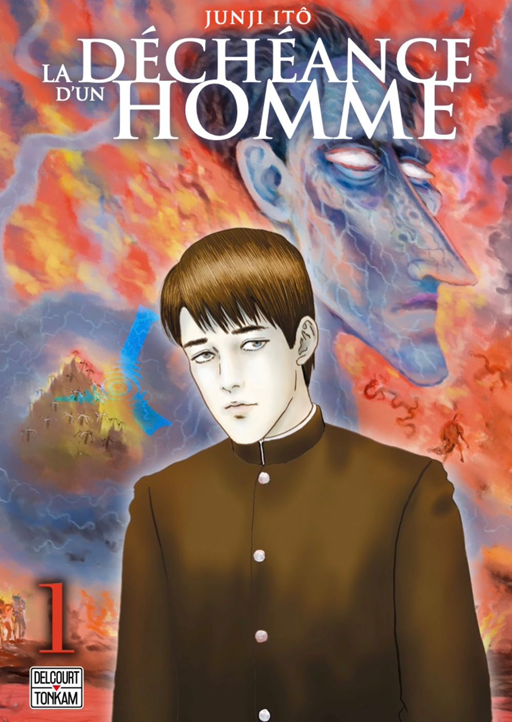 Sortie Manga au Québec JUIN 2021 Decheance-dun-homme-1-delcourt