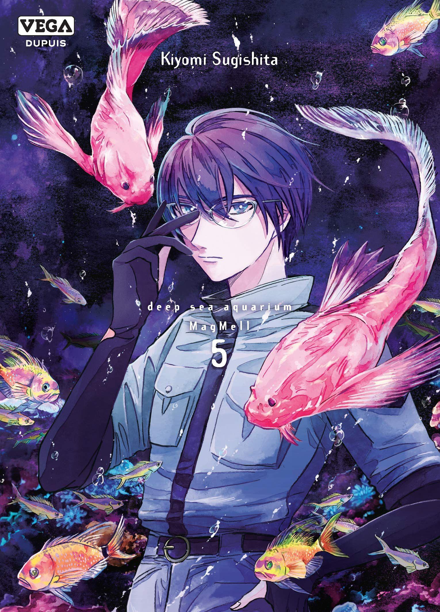 Manga - Manhwa - Deep Sea Aquarium Magmell Vol.5