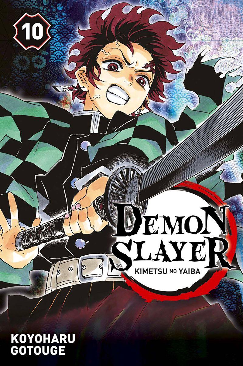 Demon Slayer Vol.10