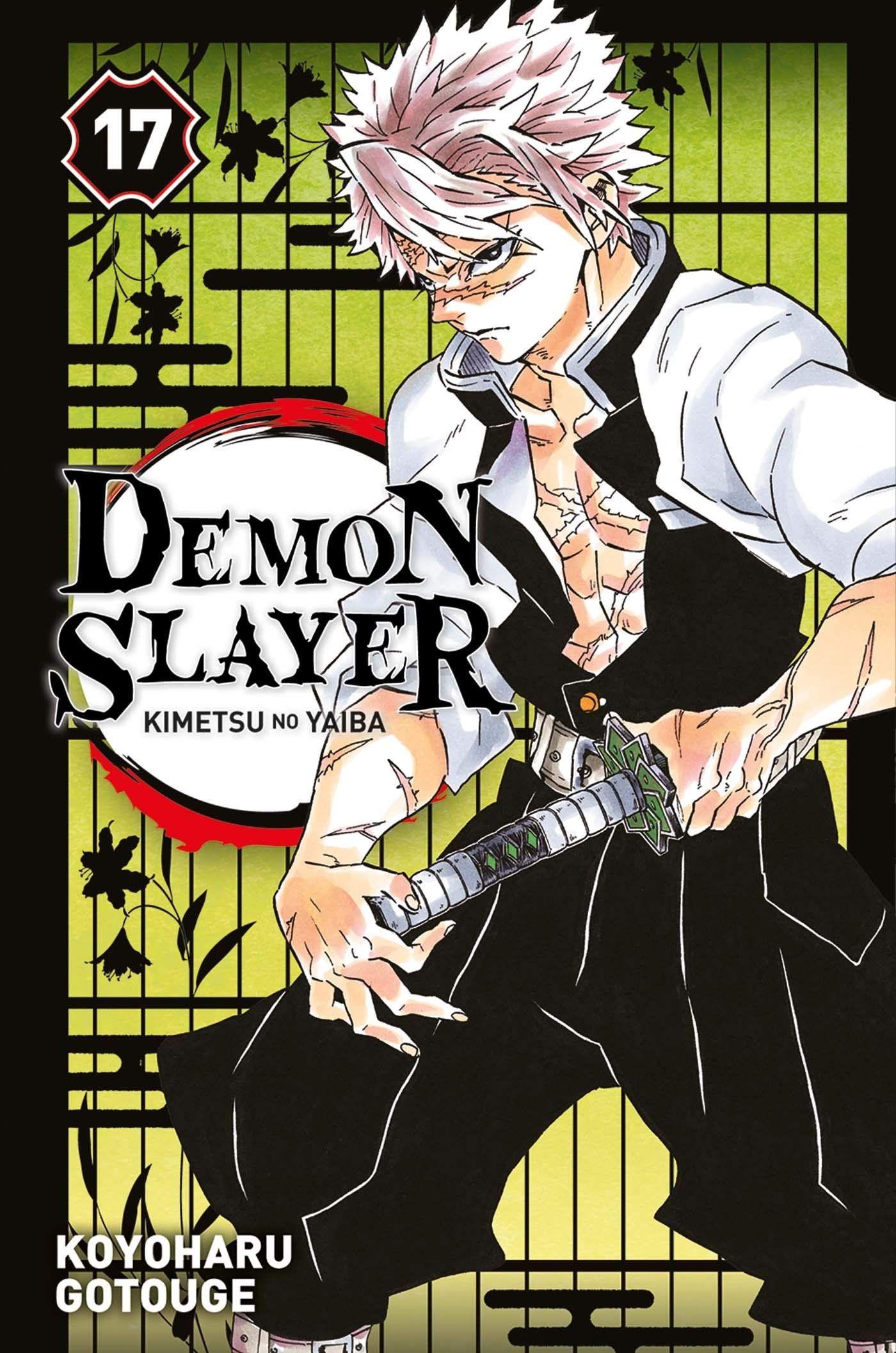 Sortie Manga au Québec JUILLET 2021 Demon-slayer-17-panini
