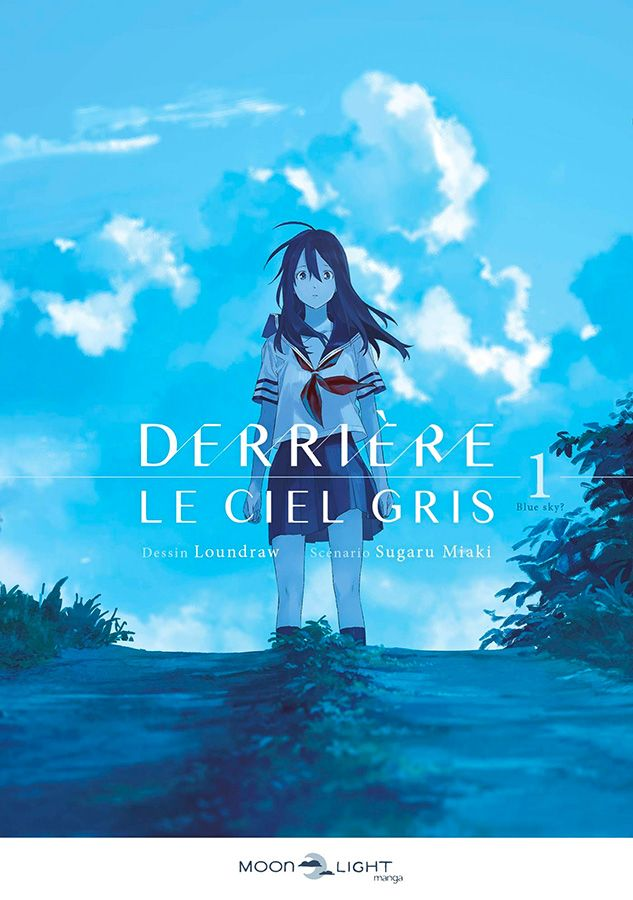 Manga - Manhwa - Derrière le ciel gris Vol.1