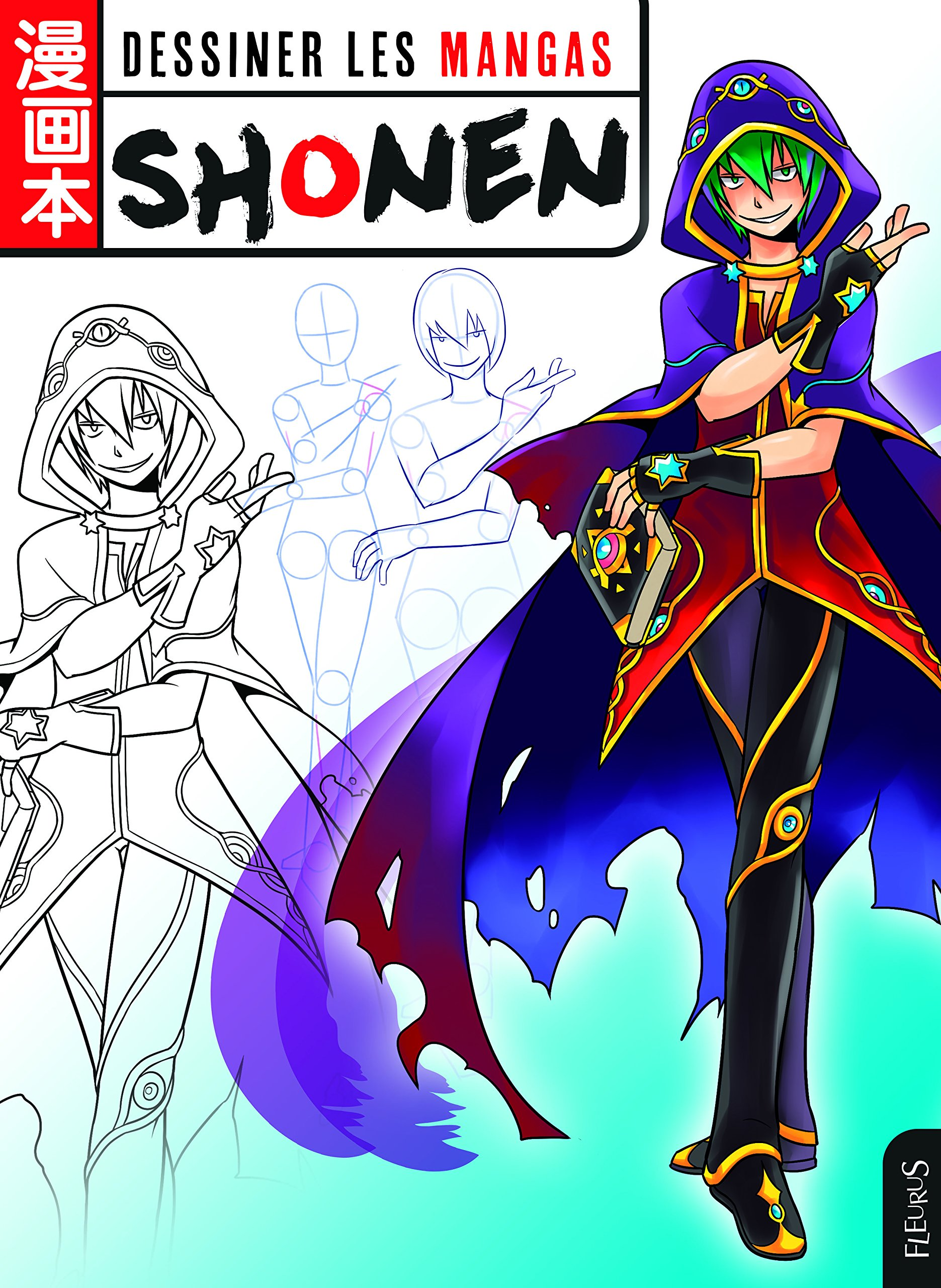 Dessiner les mangas shonen manga manga news - Manga dessiner ...