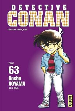 Détective Conan Vol.63