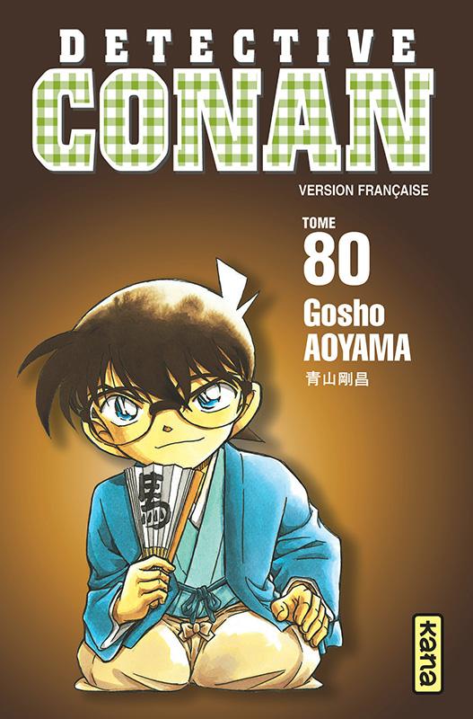 Détective Conan Vol.80