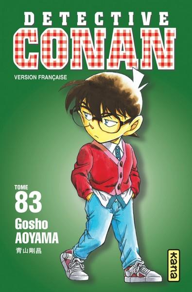 Détective Conan Vol.83