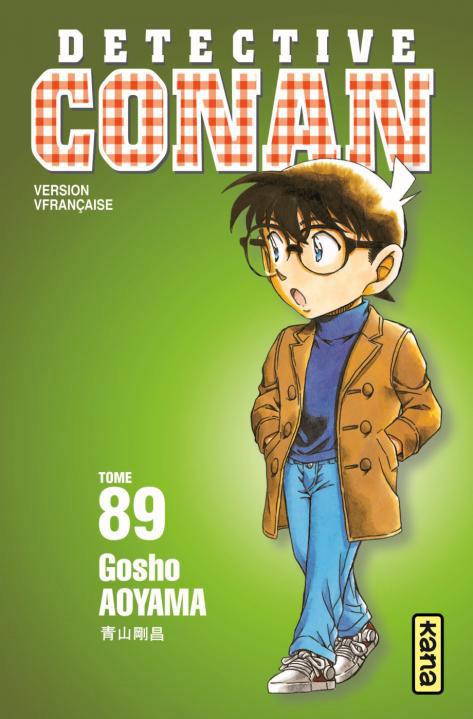 Détective Conan Vol.89