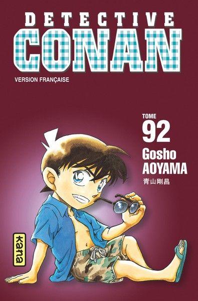 Détective Conan Vol.92