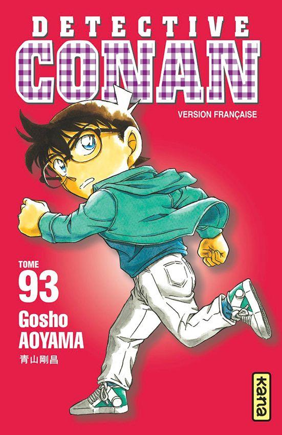 Détective Conan Vol.93