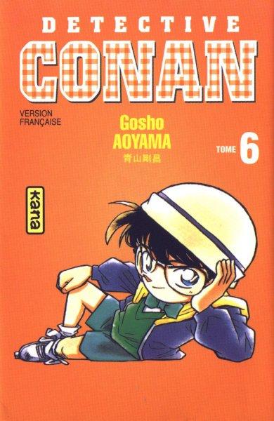 Détective Conan Vol.6