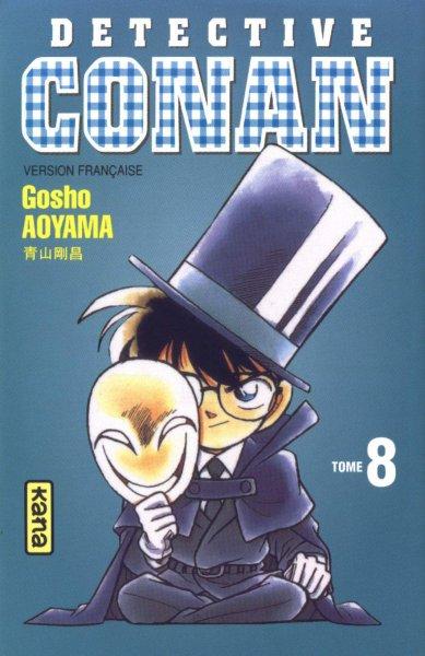 Détective Conan Vol.8