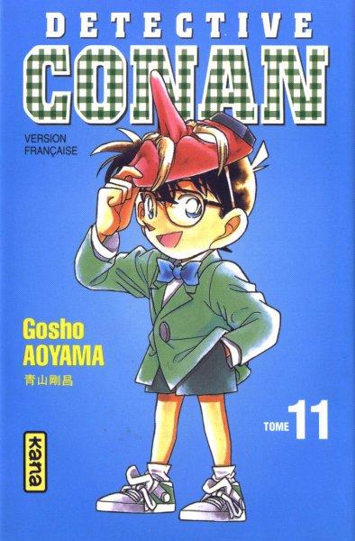 Détective Conan Vol.11