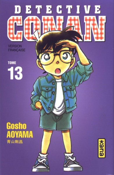 Détective Conan Vol.13