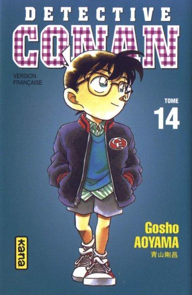 Détective Conan Vol.14