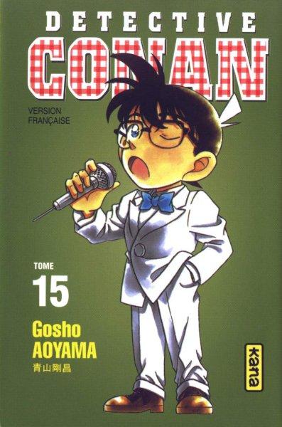 Détective Conan Vol.15