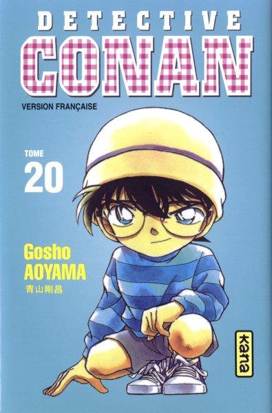 Détective Conan Vol.20